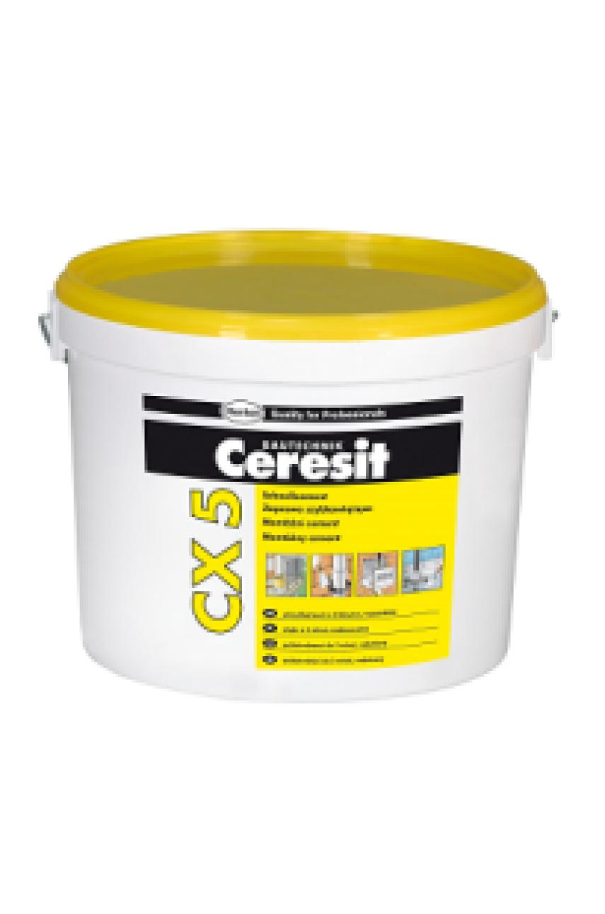 CERESIT CX 5 Быстротвердеющая монтажная смесь