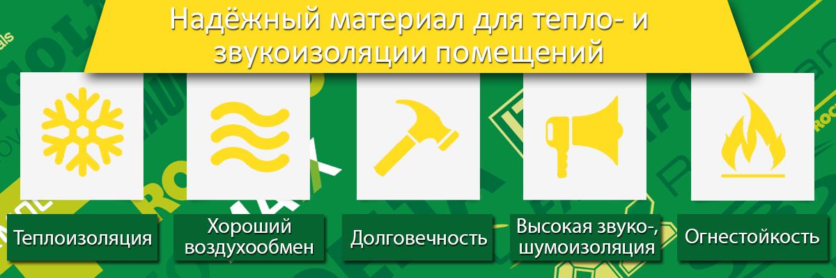 Минплита, Минвата, Минеральная вата, Каменная вата - цена, купить в Алматы